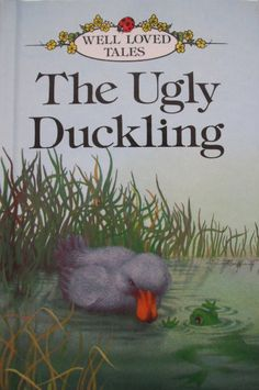 only realised in my 30s he was not a duckling at all- totally missed the whole point.