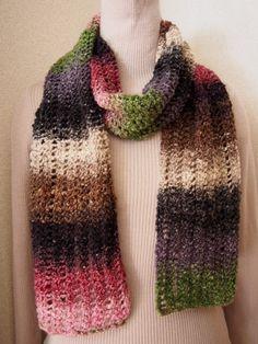 大好きな野呂英作の糸で編みました。『NORO』ならではの色合いの糸で透かし編みにしました。夏意外ならいつでもお使いいただけると思います。肌触りもとても良いです...|ハンドメイド、手作り、手仕事品の通販・販売・購入ならCreema。