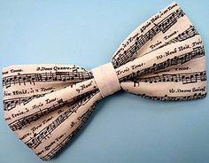 Noťák motýlik / Handmade bowtie Bowties, Handmade, Accessories, Tie Bow, Hand Made, Bows, Craft, Bow Ties, Handarbeit