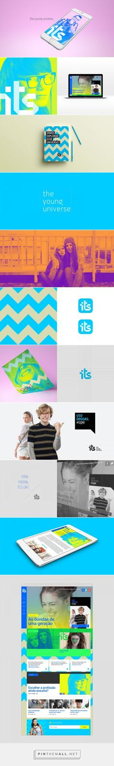 ITS the young universe on Behance... - a grouped images picture - Pin Them All