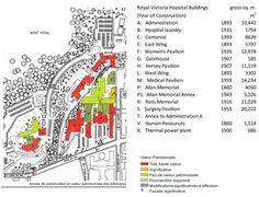 Campus de l'hôpital Royal Victoria par DMA architectes, Montréal, Québec. Image : Université McGill. Source : Université McGill.