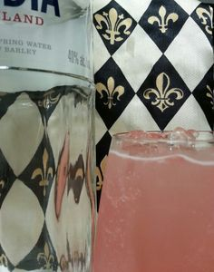 Faux Champagne Punch.  1 can frozen pink lemonade (12 oz). 1 can vodka (12oz).  2 beers of your choice.  Lighter is better, I used Miller 64. Serve chilled over ice. Yum, with a kick!