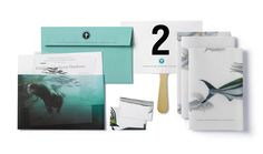 The National Fish & Wildlife Foundation 2009 Fundraiser — Elixir designed the invitation and collateral for the event honoring Julie Packard, Executive Director of the Monterey Bay Aquarium.