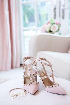 Pink Valentinos #valentinoshoes