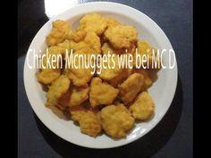 Chicken Nuggets Selbst gemacht   Mc Donalds