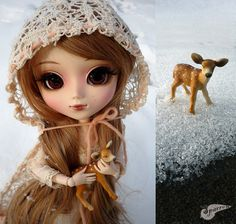 Wren, Pullip Blanche, by Sparrow (Flickr)
