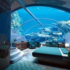 Under water Hotel