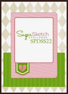 Happy Scrapper: SugarPea Desings: SPDSS22 Challenge