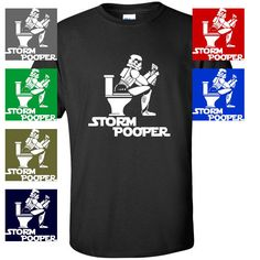 FUNNY-STAR-WARS-STORM-TROOPER-POOPER-YOUTH-T-SHIRT