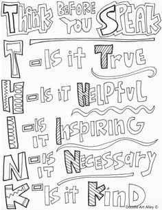 all quotes coloring pages | 2017 seuss 2 | pinterest | color ... - Bullying Coloring Pages Printable