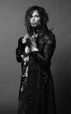 Steven Tyler-Too Much Awesomeness For One Picture.
