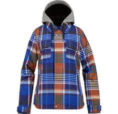 Stella Snowboard Jacket - Burton Snowboards #burton #stella #jacket