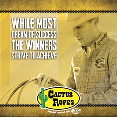 ~ #Cactus Cowboy Quote from #Chad #Masters