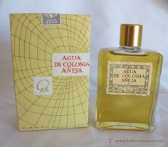 Colonia Añeja de Gal Nostalgia, Perfume Bottles, Times, Vintage, Beauty, Stuff Stuff, Frases, Eau De Cologne, Old Things