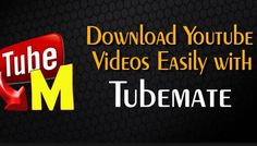 TubeMate is tool for Enjoying YouTube(m.youtube.com)-search related videos favorites and Downloading them to SD in various qualities [The original fast download technology]  Fast download mode(with multiple connections for a download)   Multiple download resolution options  Background multi-download  Resume downloading  Convert to MP3 (powered by MP3 Media Converter)  Playlist as video/audio(powered by Meridian Player)  Share your video finds via Google Buzz Twitter or e-mail at the tap of a…