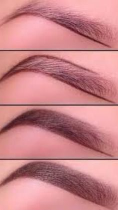 How to create the perfect eyebrow with 3 things only! -mineral pegments in Infatuated, Precision pencil in proper and liner/shader brush all 3 from Younique.  link in bio