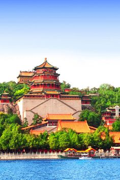 Summer Palace in Beijing #Travel #China