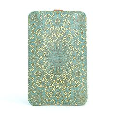 Leather Samsung Galaxy S2 / S3 / Note Case  Teal by tovicorrie, $45.00