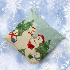 JY 22 Mosux vintage Christmas Sowma Sofa Bed Festival Pillow cushion Cover