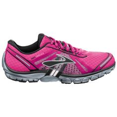 just ordered these, needed some new running shoes and am excited to see how these minimalist shoes compare to my mizunos. Brooks Ladies Cadence Shoes AW12