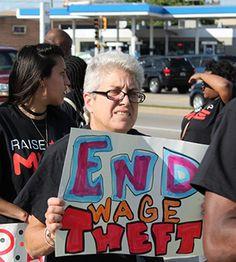 Corporations Rewriting US Labor Laws