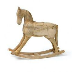 Vintage Reproduction Rocking Pony