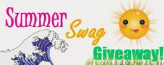 On our blogs 12/07/14 ~ Summer Swag Giveaway! http://bit.ly/1m36y8u