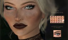 Sims 4 CC's - The Best: Eyebrows by Alf-si