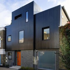 17a Highbury Terrace Mews renovation<br /> by Studio 54 Architecture