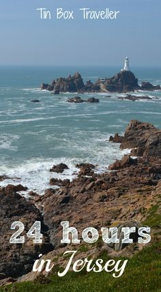 Where would you go if you had 24 hours in Jersey ? This is what we did and some recommendations for anyone planning a short break in the largest of the UK Channel Islands