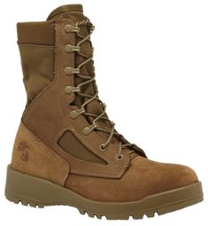 Built on the VANGUARD® premium cushioning sole system platform with an upper made of only the finest quality full grain cowhide leather, the 550 ST will provide your feet with ultimate support and comfort. Belleville Boots, Desert Combat Boots, Nike Sfb, Wolf, Hip Workout, Usmc, Cowhide Leather, Running Shoes, Shoe Boots