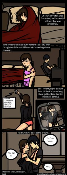 Advice for Non-Gamers by hPolawBear.deviantart.com on @DeviantArt