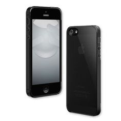 Switcheasy Nude Plastic Case for iPhone 5 - UltraBlack