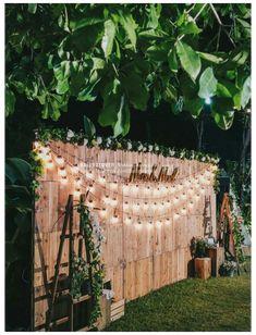 Rustic Wedding Backdrops, Outdoor Wedding Decorations, Backdrop Wedding, Rustic Weddings, Romantic Weddings, Indian Weddings, Wedding Rustic, Country Weddings, Unique Weddings