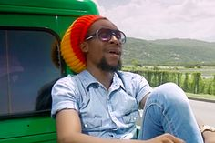 "Jamaican singer Jah Cure currently owns the top spot on the Billboard top reggae album chart with his album ""The Cure"". Another Jamaican, Ky- Mani Marley hold…"