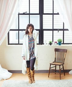 27 Years Old, White Cardigan, People Around The World, Kimono Top, Simple, How To Wear, Jackets, Fashion Design, Women