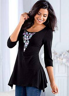 Jeweled tunic