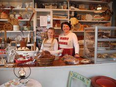 Ninas Café, Kaskinen Finland