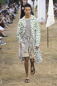 From WGSN Catwalks: JW Anderson - Spring/Summer 2018