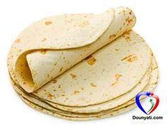 دنيتي | المطبخ | طريقة عمل خبز التورتيلا الطرية  من مطبخ دنيتي.