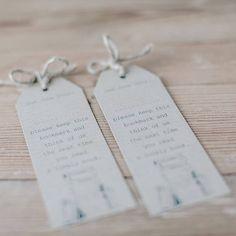 Bookmark Wedding Place Names