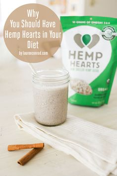 Why you should be adding Hemp Hearts into your diet!