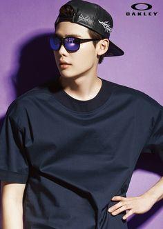❤❤ 이종석 Lee Jong Suk || one beautiful face ♡♡ Oakley