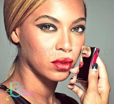 I woke up like this: Unretouched photos from Beyonce's L'Oreal Feria and Infallible adverts were leaked online on Monday