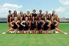 Varsity Cheer team, Go Panthers!