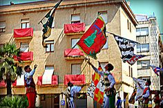 banderes by By Pessics, via Flickr