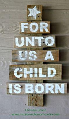 Simple| http://my-christmas-decor-styles.blogspot.com