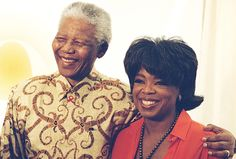 It seems no matter how large their celebrity status, world leaders, movie stars and sportsmen alike all jumped at the chance to meet humanitarian guru Nelson Mandela.Since his release from prison 23 years ago, until his death on December 5 aged 95, the former South African president, who fought hard for equal rights, inspired countless stars, from Oprah Winfrey to Michael Jackson; from Naomi Campbell to The Spice Girls.And while they all sought to be in his presence, the freedom fighter…