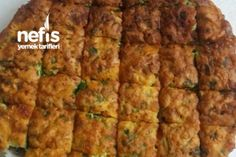 Kahvaltılık Börek Tadında Omlet Tarifi