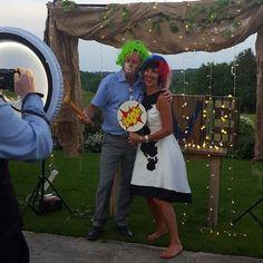 My Mum and Dad  . . . . #sprucewedding2017 #weddingday #bridetobe #groom #cactuswedding #cactus #bride #kingscotebarn #love #blogger